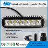 点を運転している18Wクリー語LEDはオフロード作業ライトバーをつける