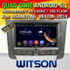 Androïde 5.1 Auto van Witson DVD voor Ssangyong Rexton 2014-2015 (W2-A7022)