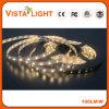 Indicatore luminoso di striscia chiaro di IP20 4.8W/M SMD 3528 LED per i negozi