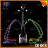 Huka Shisha Glasfertigkeit-Zigarettenetui-König Pipe