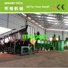 1000 kg-/hplastik-HAUSTIER Sprung-Flaschenreinigung, die Zeile Maschine aufbereitet