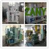 発電所のためのガスタービンの油純化器の真空、発電所
