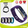 Wristband esperto de Bluetooth da medida da pressão sanguínea do oxigênio do sangue do monitor do sono da frequência cardíaca