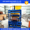 Wt4-10 Automatically Hydraulic Clay Interlocking Brick Making Machine mit High Capacity