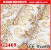 Papier peint imperméable à l'eau auto-adhésif de PVC de type de matériaux européens de décoration