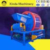 Automatischer Gummireifen-Abfallverwertungsanlagen-vollständiger verwendeter Gummireifen-Reißwolf T
