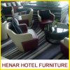 Mobilia del sofà di Loung dell'albergo di lusso cinque stelle
