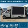 Feito na China Mini 4X2 LED Billboard Truck
