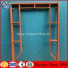 Bewegliches Arbeitsbühne-Rahmen-Baugerüst-System