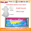 Fabricante respirable de la servilleta sanitaria de la alta absorbencia de la alta calidad