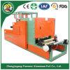 Máquina automática del manual de Rewinder del papel de aluminio