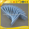 Profil en aluminium triangulaire de commande numérique par ordinateur Alu d'extrusion de constructeur en aluminium de la Chine
