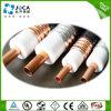 1/2  7/8  fil de cavalier inétanche de cuivre de câble coaxial de liaison de câble d'alimentation de rf