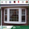 Disegno fisso decorativo della griglia di finestra del PVC di effetto di uragano