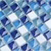 Vetro di mosaico della pavimentazione della Cina Blue&White