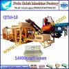 Machine automatique de brique de machine à paver de couleur d'Ull des tailles importantes Qt10-15
