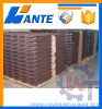 Azulejos de azotea de acero revestidos de la mejor piedra colorida de la venta con alta calidad