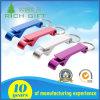 Металл Keychain различного промотирования оптовой продажи логоса форм дешевого изготовленный на заказ