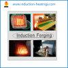 Máquina de calefacción industrial eléctrica de inducción para la forja de acero de Rod