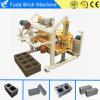 Machine hydraulique de coupage par blocs de matériau de construction en béton de Qt40-3A Cemeny