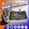 Chambre à air 3.50-18 3.00-18 de moto butylique en caoutchouc de Kingway