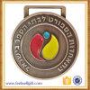 Медали спорта таможни 2017 самые новые латунные бронзовые при приданная куполообразную форму эпоксидная смола