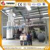 Macchina nera di distillazione utilizzata Dir dell'olio di motore di Tongrui in Cina