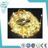 크리스마스 Decotation 조경 LED 구리 철사 끈 빛