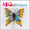 Приятный декор стены металла бабочки для украшения