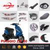 Assento feito sob encomenda da motocicleta para o fecho de correr 50 de Piaggio