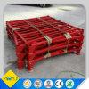 Pálete de aço Stackable móvel para o armazém