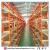 商業用棚付けシステム、使用された鋼鉄棚付け、角の棚付けの単位
