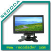 7 polegadas View Camera Monitor com Two Viedo Input