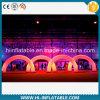顧客用Event、SaleのためのWedding Decoration LED Lighting Inflatable Entrance/Entry Arch