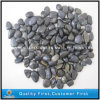 Black Polished Pebbles Stone per il giardino di Paving su Size 2-3cm