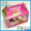 Boîte en carton faite sur commande de qualité avec la vente en gros de traitement