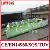 2015 PVC verde Inflatable Football Pitch di Color 0.55mm per Sports Competition (J-SG-019)