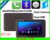 7 do '' tabuleta MTK GPS com a tela capacitiva do IPS HD (D713C)