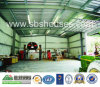 Professional prefabricado Desgin Steel para Building Construction Warehouse