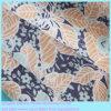 Tissu visqueux estampé par fleur Allover pour le ressort/vêtement d'été