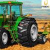 Grandstone Agricultural Bias Belted Tyres Competitive zu Bridgestone (6.00 - 12, 9.5 - 24, 12.0 - 38, 14.9 - 28)