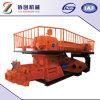 Machine de brique d'argile de vide du prix concurrentiel Jkr45-2.0