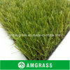 庭の人工的な草のドア・マットのためのPEの単繊維
