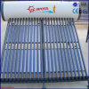 Calentador de agua solar del tubo de calor de 20 tubos