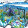 O castelo encantador interno caçoa campo de jogos para a venda (HK-50208B)