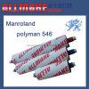 Rodillos de goma de la impresión de Manroland (PloyMan546)