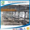Estrutura de aço clara da tecnologia