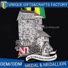 Sport di rame su ordinazione premio e medaglia del metallo