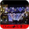 Lumières de corde de réverbères de motif de Noël DEL