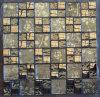 Mosaico di vetro dorato di arte (VMW3650)